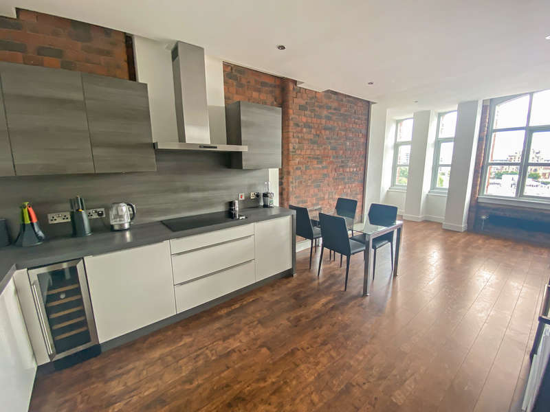 2 Bedrooms Flat for sale in Royal Mills, Cotton Street