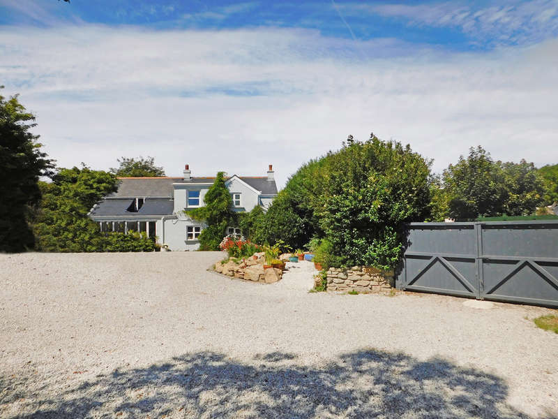 6 Bedrooms Detached House for sale in Kelynack, St. Just