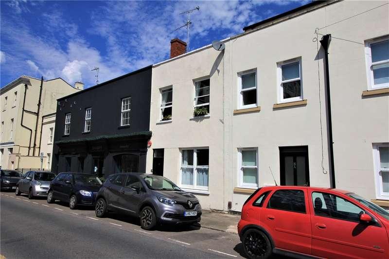 2 Bedrooms Terraced House for sale in St. Lukes Road, Cheltenham, Gloucestershire, GL53