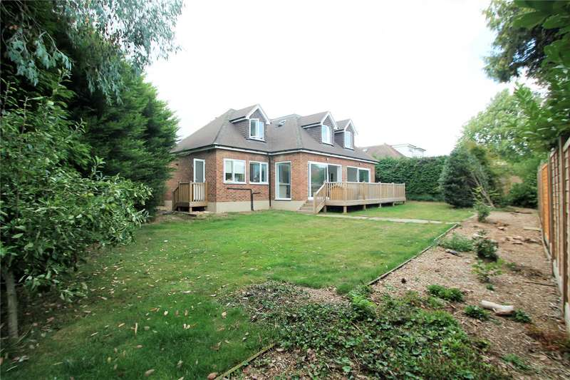 4 Bedrooms Detached House for sale in Greentrees Avenue, Tonbridge