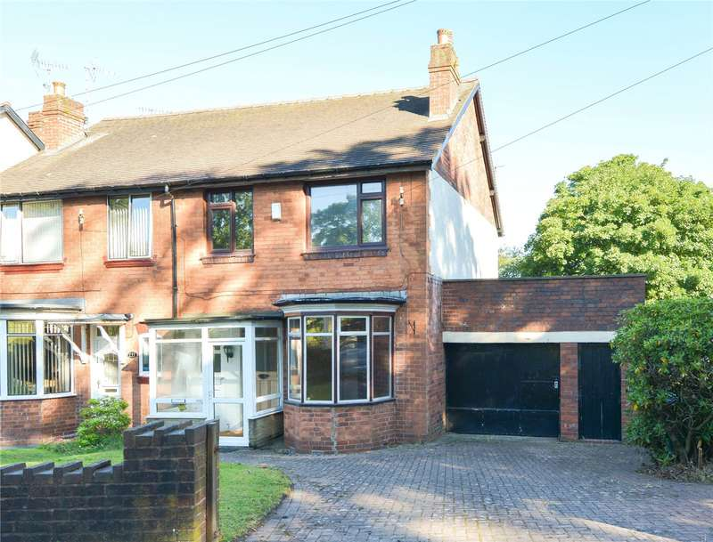 3 Bedrooms Semi Detached House for sale in Abbey Road, Bearwood, West Midlands, B67