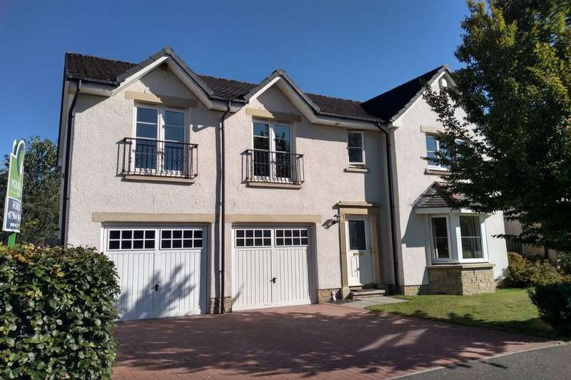5 Bedrooms Detached House for sale in Lowfield Crescent, Luncarty, Perth, PH1