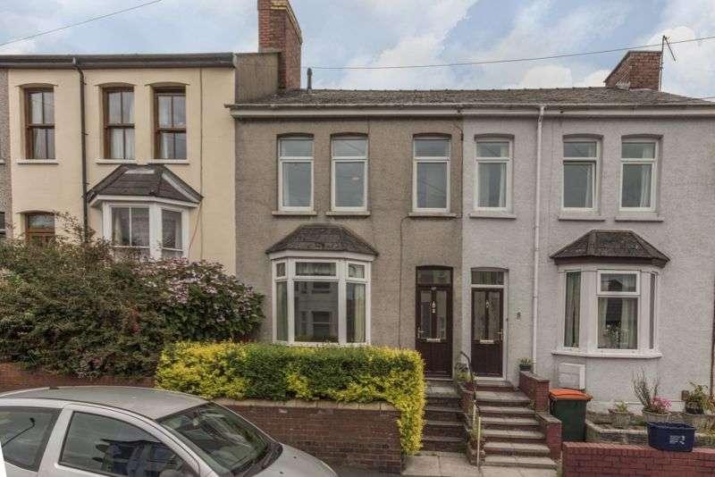 3 Bedrooms Property for sale in Crindau Road, Newport