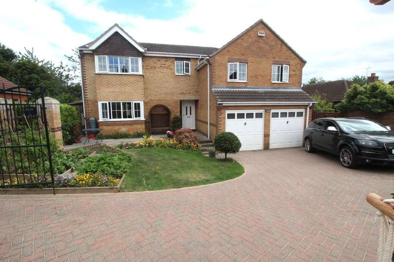 5 Bedrooms Detached House for sale in St. Chads Way, Sprotbrough, Doncaster, DN5