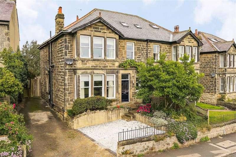 5 Bedrooms Semi Detached House for sale in Boroughbridge Road, Knaresborough, North Yorkshire