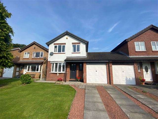 4 Bedrooms Detached House for sale in Lowry Hill Road, Carlisle, Cumbria, CA3 0EG