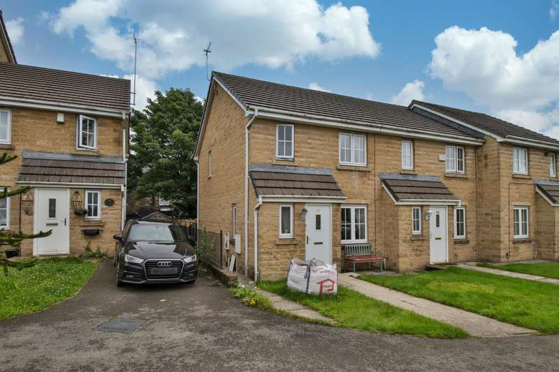 3 Bedrooms Town House for sale in Wasp Mill Drive, Wardle, OL12 9BB