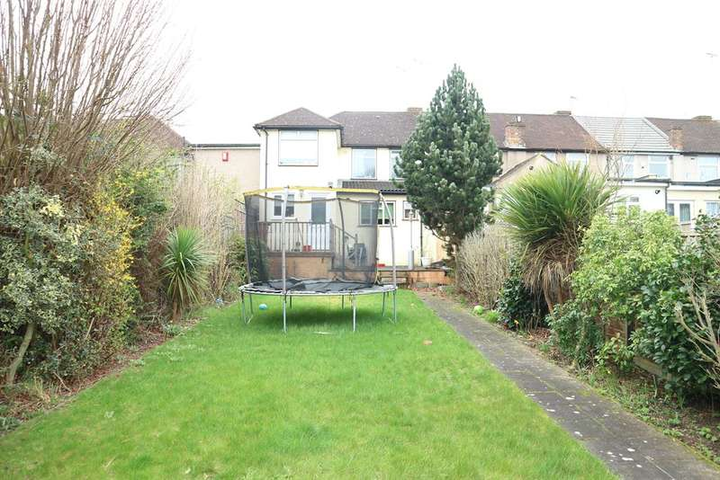 4 Bedrooms End Of Terrace House for sale in Parkside Avenue, Bexleyheath, Kent, DA7 6NS