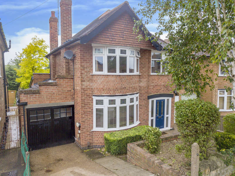 3 Bedrooms Detached House for sale in Harrow Road, West Bridgford, NG2 7DX