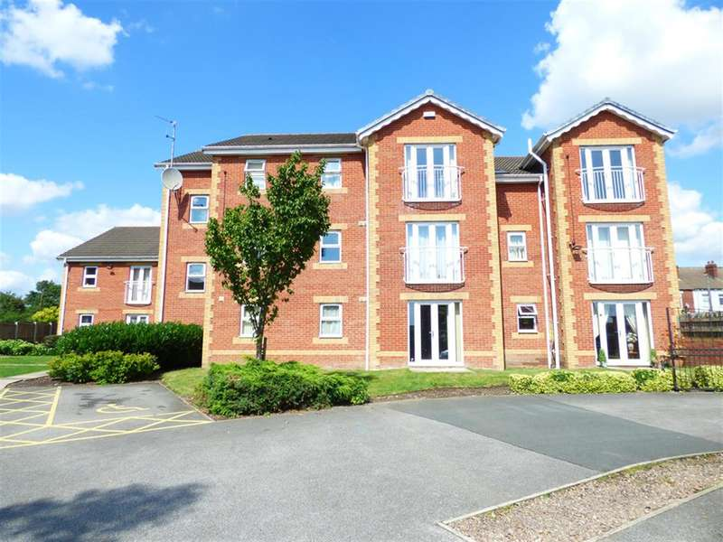 2 Bedrooms Apartment Flat for rent in Sandringham Court, Streethouse, Pontefract, WF7 6GG