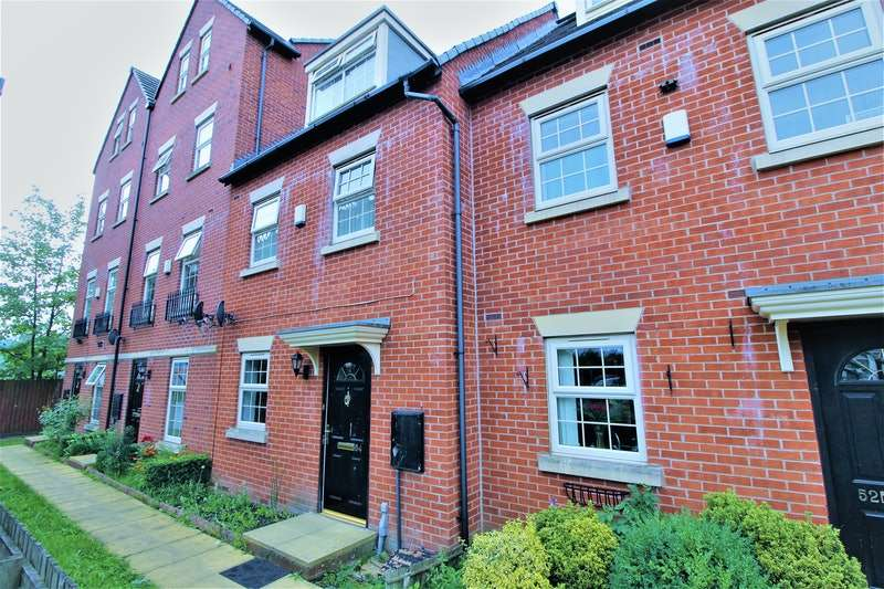 5 Bedrooms Terraced House for sale in Acres Hill Road, Darnall, Sheffield, South Yorkshire, S9