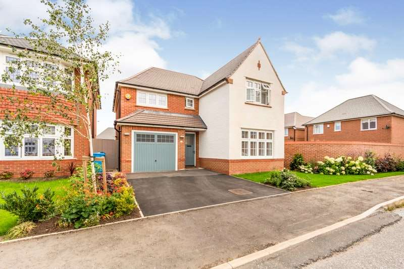 4 Bedrooms Detached House for sale in Sandown Avenue, Liverpool, Merseyside, L14