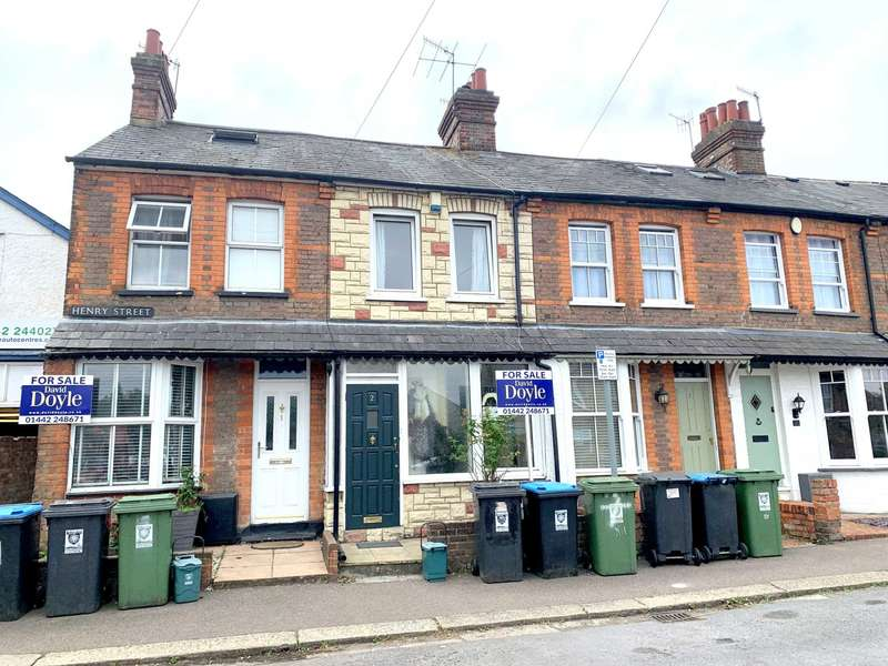 2 Bedrooms House for sale in Henry Street, Hemel Hempstead