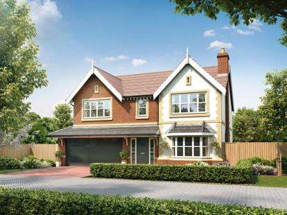 5 Bedrooms Detached House for sale in Rosewood Manor, Durton Lane, Preston, PR3