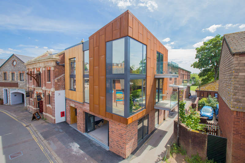2 Bedrooms Flat for sale in Kennaway Apartments, Commercial Road