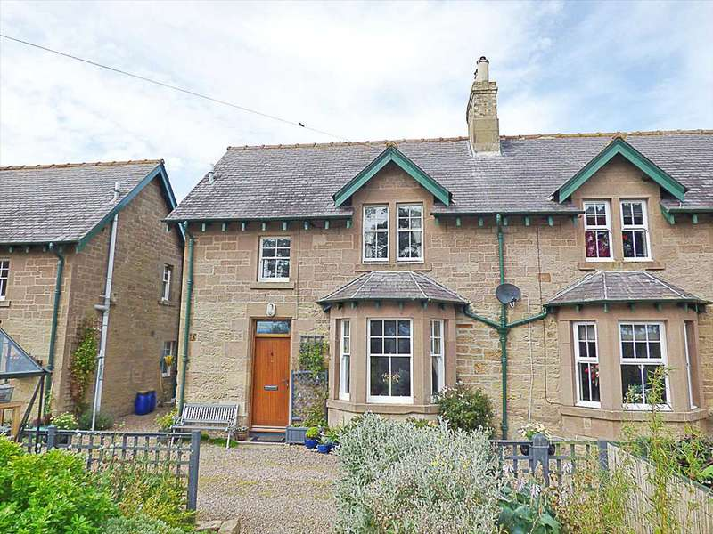 2 Bedrooms Semi Detached House for sale in Ramrig Farm Cottages, Duns