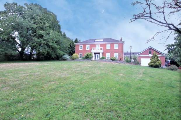 5 Bedrooms Detached House for sale in Hillbank House Walker Lane, Preston, PR2