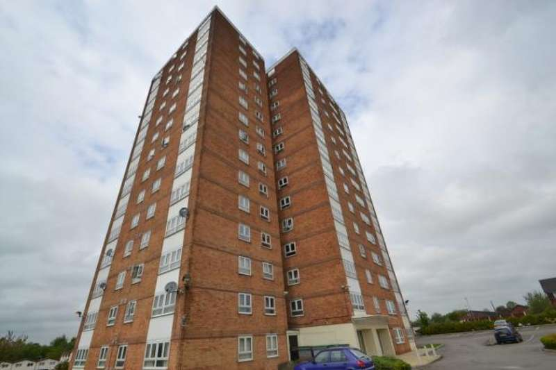 1 Bedroom Apartment Flat for sale in City View, Highclere Avenue, M7 4ZU