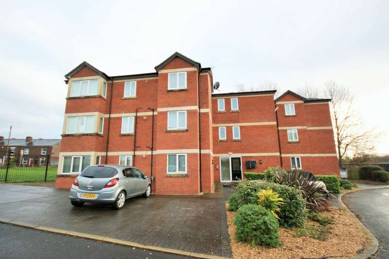 2 Bedrooms Apartment Flat for sale in Apartment 7, Navigation Bank, Standish-Lower-Ground, Wigan, WN6 8FN