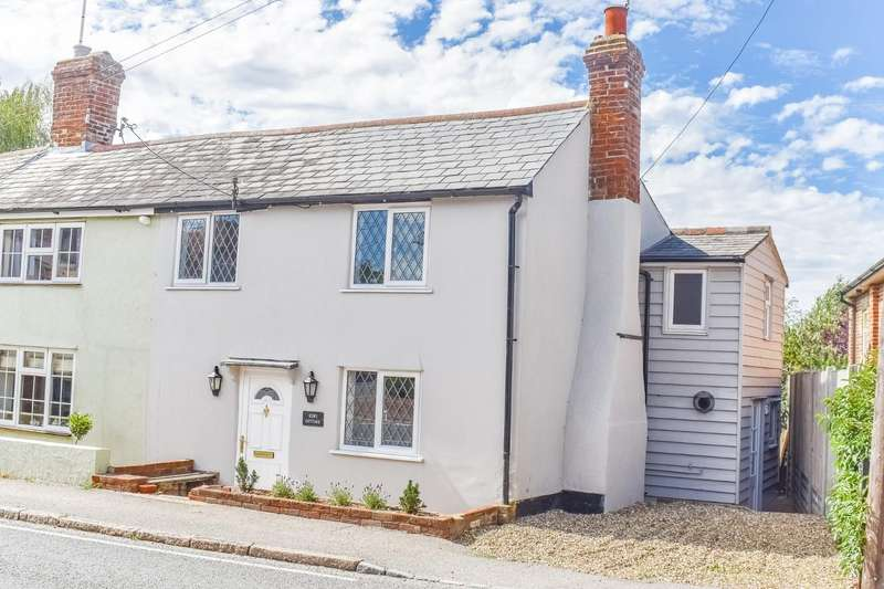4 Bedrooms Cottage House for sale in Bran End, Stebbing, Dunmow