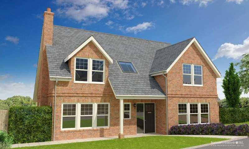 4 Bedrooms Detached House for sale in Baring Road, Cowes