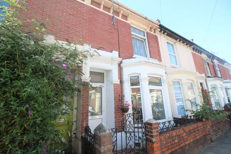 2 Bedrooms House for sale in Mayhall Road, Portsmouth, Hampshire, PO3