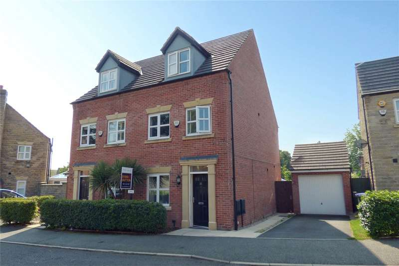 3 Bedrooms Semi Detached House for sale in Marquess Way, Rhodes, Middleton, Manchester, M24