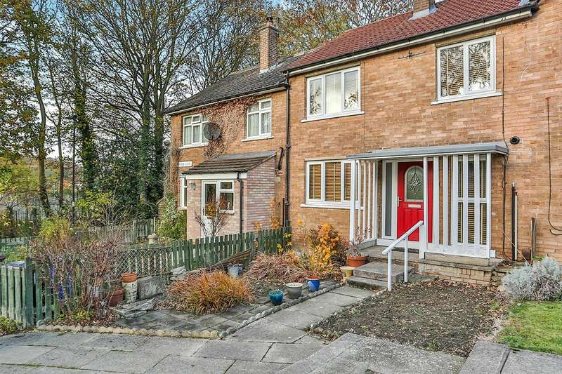 3 Bedrooms House for sale in Fraser Close, Sheffield, South Yorkshire, S8