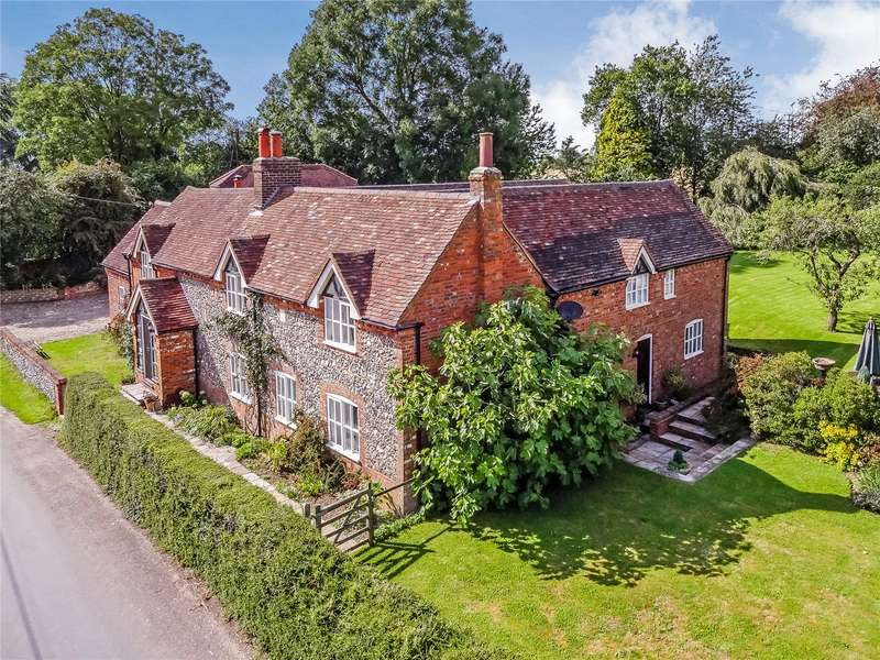 5 Bedrooms Detached House for sale in Parmoor, Hambleden, Henley-on-Thames, Oxfordshire, RG9