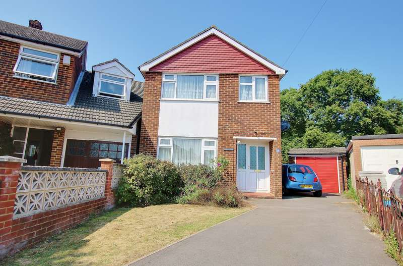 4 Bedrooms Detached House for sale in EXTENDED! POTENTIAL! NO CHAIN! GARAGE!