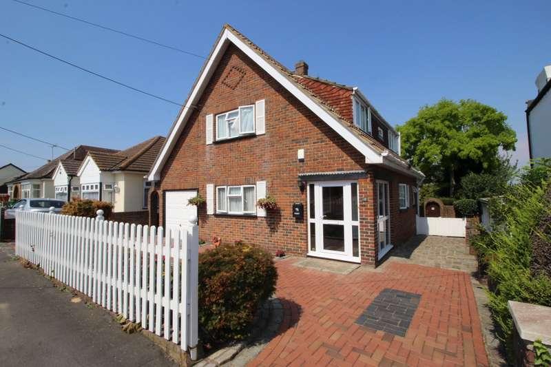 4 Bedrooms Detached House for sale in Burdett Avenue, Shorne, Gravesend, Kent, DA12