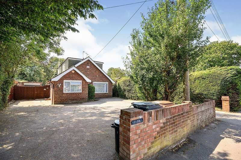 4 Bedrooms Detached House for sale in Wigmore Road, Rainham, Kent, ME8
