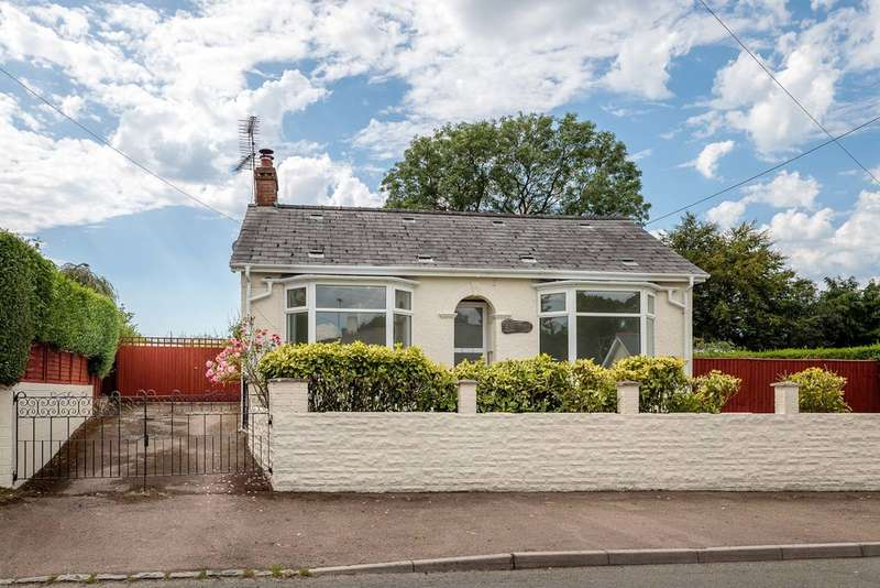 2 Bedrooms Detached Bungalow for sale in New Road, Bream