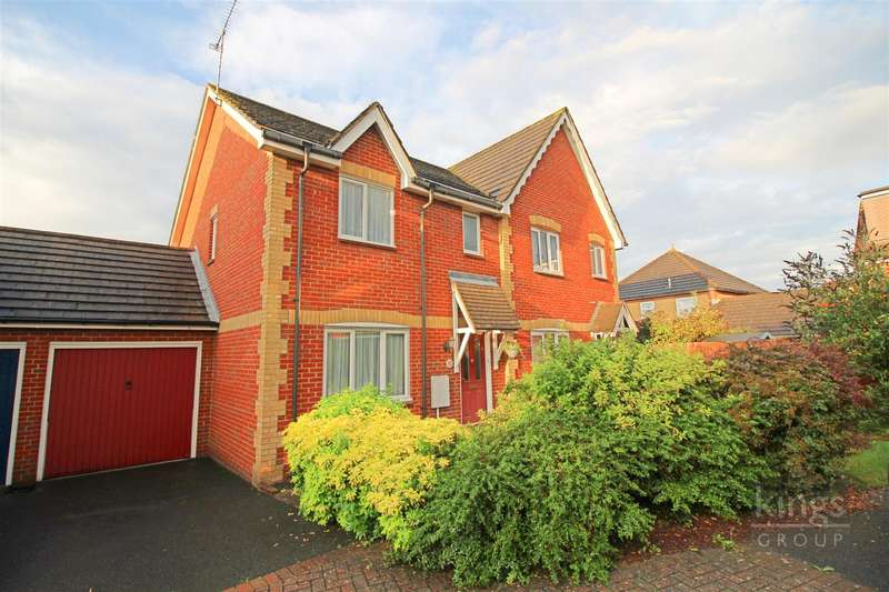 3 Bedrooms House for sale in Old London Road, Church Langley