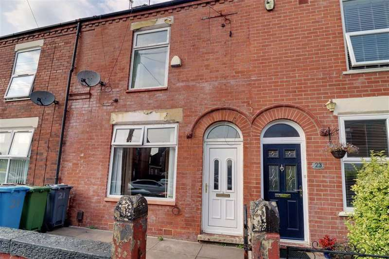 2 Bedrooms Terraced House for sale in Highfield Road, Manchester
