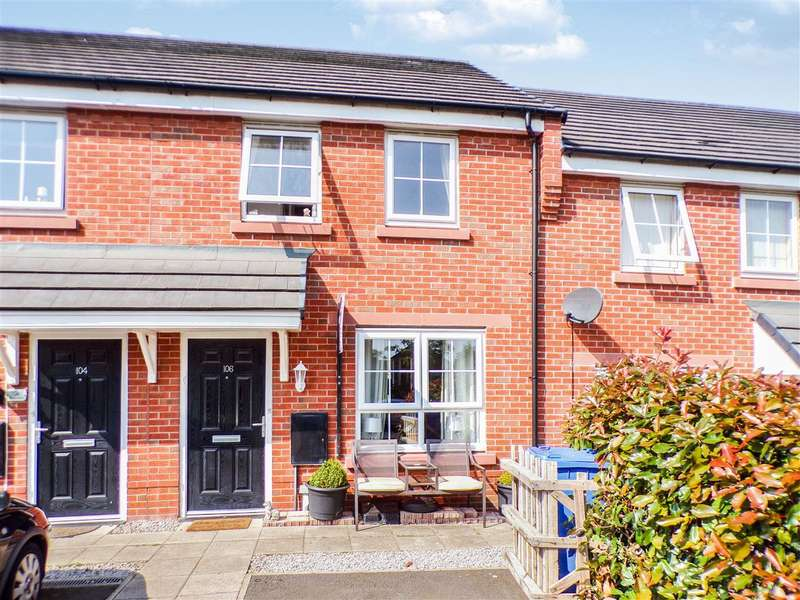 2 Bedrooms Mews House for sale in Dallington Ave, Leyland, Leyland