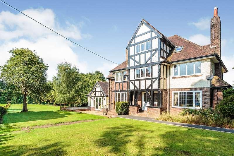 5 Bedrooms Detached House for sale in Mains Lane, Poulton-le-Fylde, Lancashire, FY6