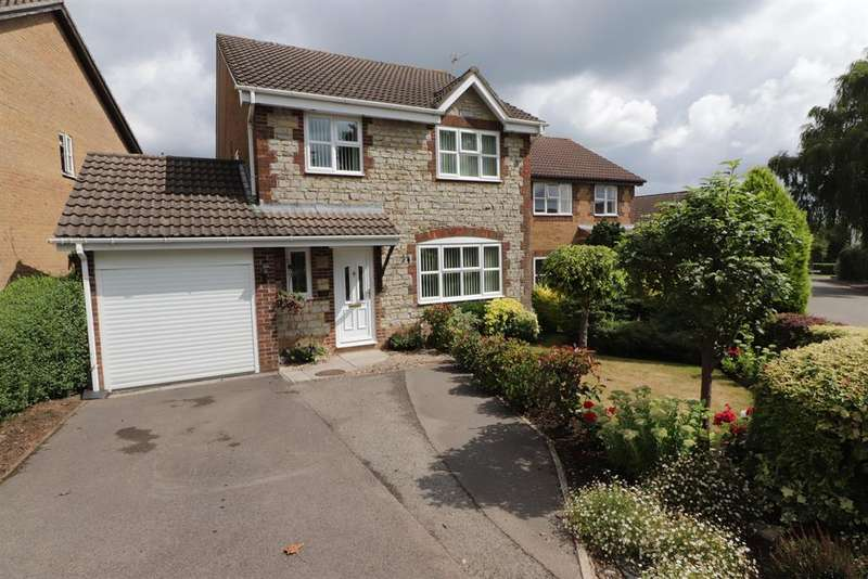4 Bedrooms Detached House for sale in Inglestone Road, Wickwar, Wotton-under-Edge, GL12 8PJ