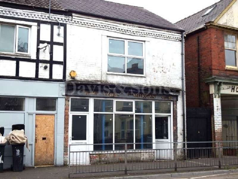 End Of Terrace House for sale in Chepstow Road, Maindee, Newport. NP19 8ED