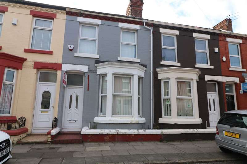 4 Bedrooms Terraced House for rent in Maxton Road, Liverpool