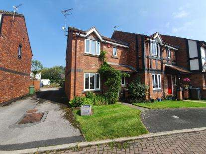 3 Bedrooms End Of Terrace House for sale in Gladstone Way, Thornton-Cleveleys, Lancashire, ., FY5