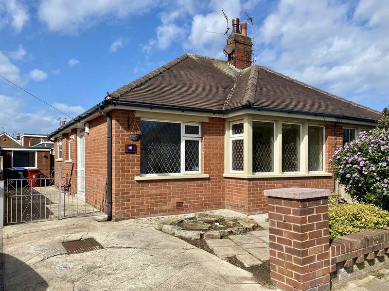 2 Bedrooms Semi Detached Bungalow for sale in Southworth Avenue, Blackpool, FY4