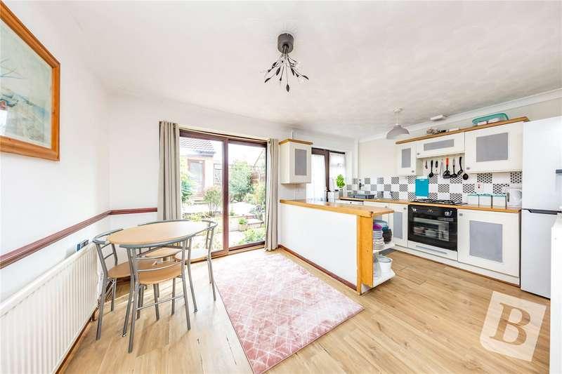 3 Bedrooms Terraced House for sale in Bulmer Walk, Rainham, RM13