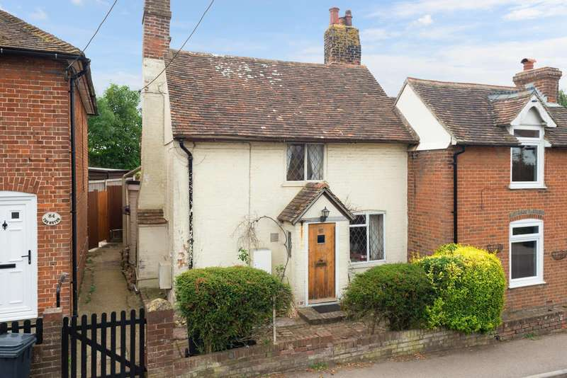 2 Bedrooms Semi Detached House for sale in Shalmsford Street, Canterbury, CT4