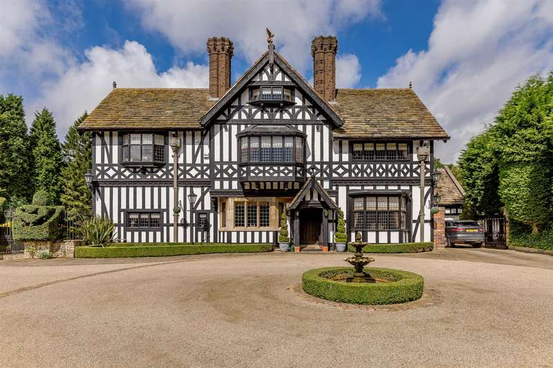 6 Bedrooms Detached House for sale in Hartopp Road, Four Oaks Park, Sutton Coldfield