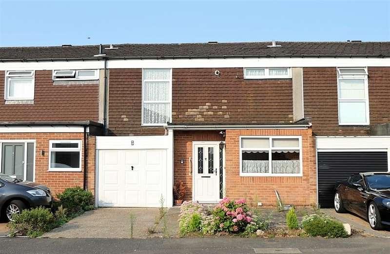 3 Bedrooms Terraced House for sale in Furzefield Close, Chislehurst, BR7 5DE