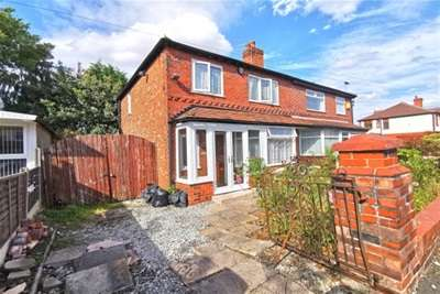 3 Bedrooms House for rent in Manley Road, Chorlton
