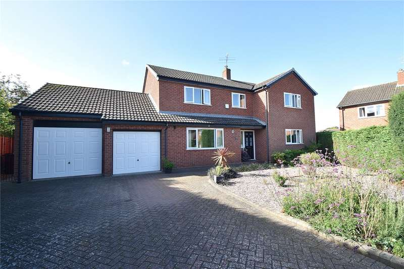 4 Bedrooms Detached House for sale in Waterford Close, Northwick, Worcester, Worcestershire