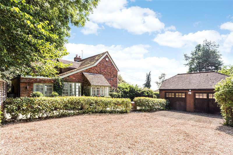 4 Bedrooms Detached House for sale in Ide Hill Road, Ide Hill, Sevenoaks, TN14