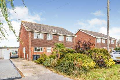 3 Bedrooms Semi Detached House for sale in Hayling Island, Hampshire, .